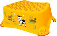 OKT KIDS step stool Funny farm sunny apricot 8724-456 8724-456