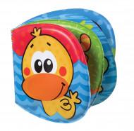 PLAYGRO bath book Girls Garden, 0182722 0182722