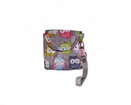 MY BAG'S Kūdikio reikmenų krepšys Owls Grey pbowlgre