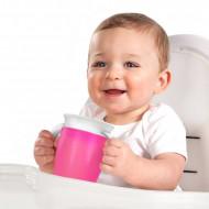 MUNCHKIN mokymosi puodelis Miracle 360 7oz/207ml 01209401 01209401
