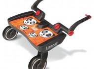 LASCAL laiptelis vežimėliui antram vaikui Maxi Panda Jungle T-LAS-02760