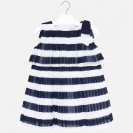 MAYORAL Dress Navy 6F 3944-65 3944-65 4