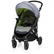 BABY DESIGN vežimėlis Smart light gray 07 smart07