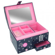 TOPMODEL Jewellery Box with Code and Sound, Ballett, 10197 10542