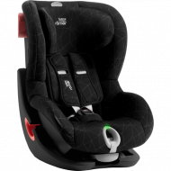 BRITAX automobilinė kėdutė KING II LS BLACK SERIES Crystal Black ZR SB 2000030808 2000030808