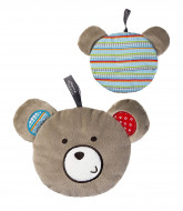 FASHY heat pack with rape seed filling Bear 14cm 63009 63009