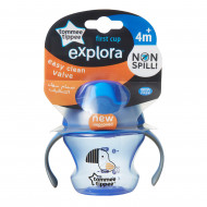 TOMMEE TIPPEE gertuvė First Trainer Cup 150ml 4m+ 44710197 44710197