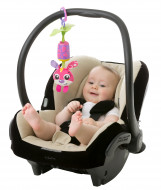 PLAYGRO activity toy Cheeky Chime Sunny Bunny, 0186974 0186974