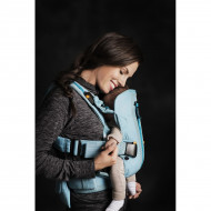 BABYBJÖRN Baby Carrier One, Outdoors Turquoise, 94066 94066
