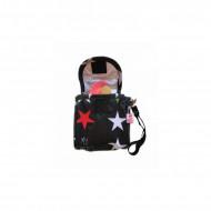 MY BAG'S Kūdikio reikmenų krepšys Black Stars pbstabl