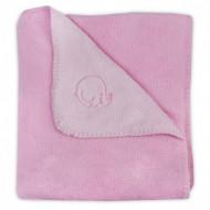 JOLLEIN pledukas Comby Fleece Pink 75x100 cm 520-511-65037