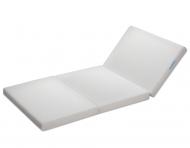 MILLI turistinis čiužinys COMFORT, baltas, 120x60 cm Tourist mattress Whi
