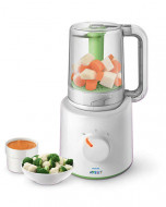Avent baby food steamer & blender 2/1, 1/714 1/714