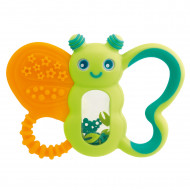 CHICCO teething ring Funny Relax 6m+ 00002580000000
