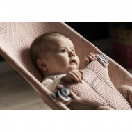 BABYBJÖRN gultukas Bliss , Pearly Pink, Mesh 6001