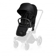 PEG PEREGO sportinė dalis Pop up Sportivo Bloom Black ISPV290062EB01RO01