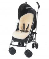 """MOTHERCARE natūralaus Avikailio įdėklas į vežimėlį  """"Luxury"""" 319872 319872"""