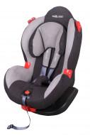 MILLI automobilinė kėdutė Safe Light Grey/Black ES01-SB36-019T