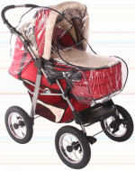 Womar gaubtas vežimėliui nuo lietaus AN-PW-02