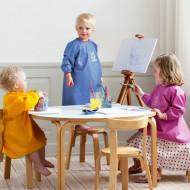 BABYBJÖRN apron Eat and Playsmock, blue, 044386 044386