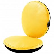 MIMA rinkinys pagalvėlių maitinimo kėdutei Moon Yellow SH101-02YL SH101-02YL