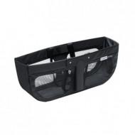BUGABOO komplektas (sportinės dalies, lopšio, lopšio uždangalas, pirkinių krepšys) donkey² BLACK 180117ZW01