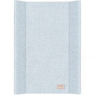 CEBA changing mat 50x70 Pastel Collection Blue W-200-100-551