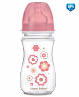 CANPOL BABIES wide neck anticolic bottle EasyStart - Newborn baby 240ml 35/217 35/217