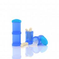 TWISTSHAKE mišinukų laikiklis  2x 100ml Blue 78024
