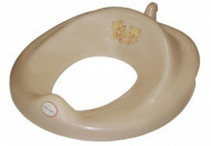 TEGA toilet training seat Teddy Bear Beige MS-016 MS-016