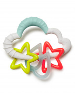 SKIP HOP Silver Lining Cloud Starry Rattle,187503 187503