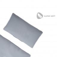HAUCK medžiaginė dalis maitinimo kėdutei Stretch Grey 667590