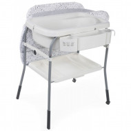 CHICCO bath and changing table Cuddle & Bubble Cool Grey 8058664107292