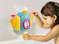 TOMY vonios žaislas Ledų-burbulų mašina, E72378