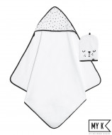 MOTHERCARE towel and mitt set Cuddle n Dry NA110 422320