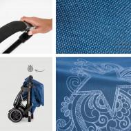 HAUCK sport stroller Micro Star Denim 150405 150405