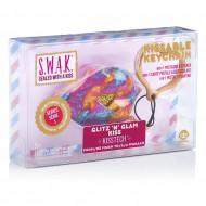 S.W.A.K. raktų pakabukas su garsu Glitz Glam Kiss 4119 4119