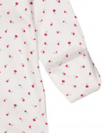 MOTHERCARE sleepsuit girl Red Berry 3pack QB099 896396
