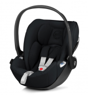CYBEX automobilinė kėdutė CLOUD Z I-SIZE Deep Black 520000004 520000004