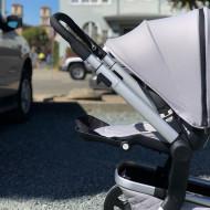 JOOLZ vežimėlis HUB Stunning silver 900140 900140