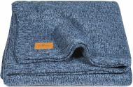 JOLLEIN blanket Stonewashed Navy 100*150 cm 516-522-65062