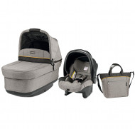 PEG PEREGO set Pop Up Luxe Grey PACK300035BA53PL93