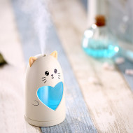 MiniMu baby air humidifier and night light Mouse 80ml, MMMHDM0001 MMMHDM0001