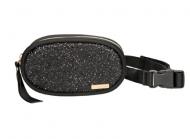 TOPMODEL rankinukas Beltbag Glitter Black, 10383 10383