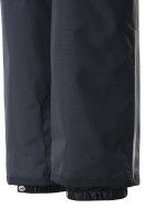 REIMA Kelnės su petnešomis Reimatec Proxima Black 522277-9990-128 522277-9990-128