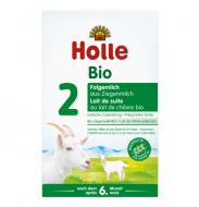 HOLLE ožkos pieno mišinys 6m+ 400g 131309 131309