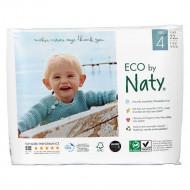 Eco by NATY sauskelnės - kelnaitės 4 Maxi dydis, 22vnt 244091