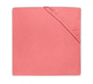 JOLLEIN paklodė 60x120cm Coral Pink 511-507-00068