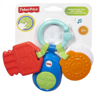 FISHER PRICE muzikiniai rakteliai, DFP52 DFP52