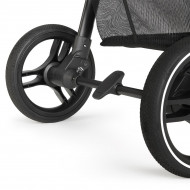 KINDERKRAFT vežimėlis NEW GRANDE Grey KKWGRANGRY000N